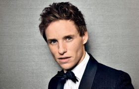Eddie Redmayne Talks About a Movie in a British Accent and It's the Cutest Thing Ever