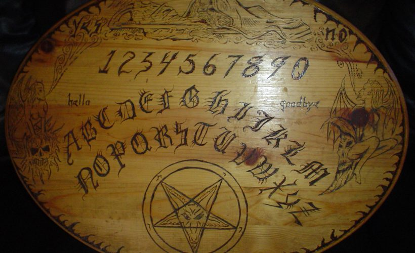 Reductress » 6 Ouija Board Hacks for Better Answers from
