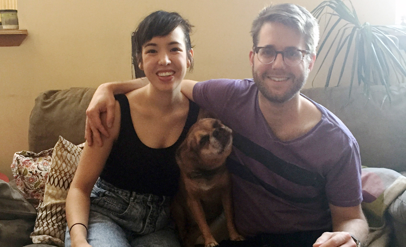 Reductress » Awww: This Couple Got Their Dying Dog Super
