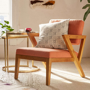 urban modern furniture. Tyler Mid-Century Chair (Urban Outfitters, Urban Modern Furniture N