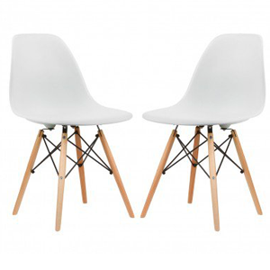 3 plastic chair
