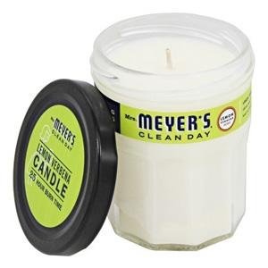 Meyers Lemon Verbena candle