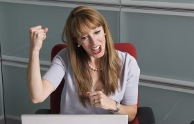 Woman Who Signs Emails 'Cheers' Actually Dehydrated