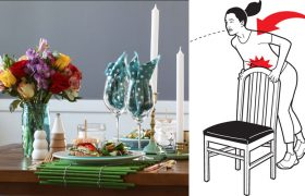 4 Heimlich-Ready Dining Sets Perfect for Women Living Alone
