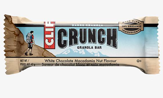 5. Clif Crunch Bar