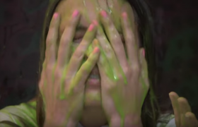 We Tested These Waterproof Mascaras While Getting Slimed