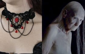 3 Choker Necklaces That Will Keep You From Turning Back Into an Old Crone