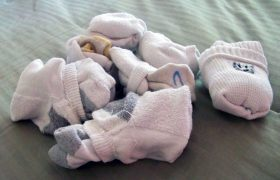 6 Ways You're Folding Your Socks Like a Little Shit