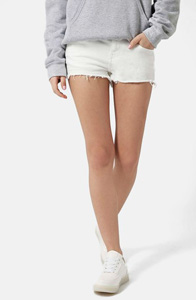 top shop shorts