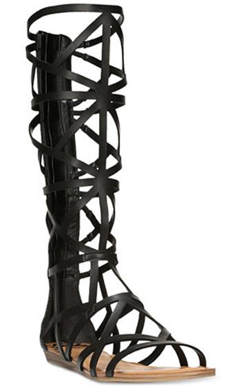 4 Macys Gladiator Sandals