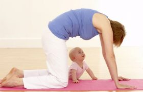 Fun Family Fitness Routines to Endanger Your Baby