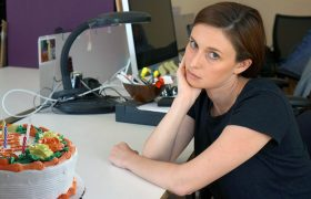 Women Takes Coworker's Birthday Cake As A Personal Attack