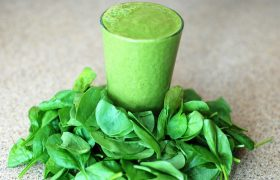 Green Smoothies That'll Help It Just Slide Right Out