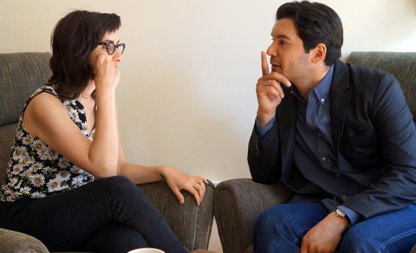 How to Make Small Talk As If Life Isn't a Constant, Crippling Nightmare