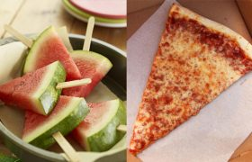 Triangle-Shaped Foods to Trick Yourself Into Thinking You're Eating Pizza