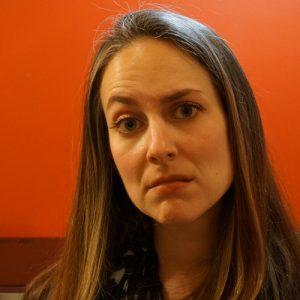 woman upset disappointed sad eyebrow