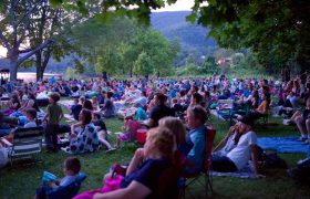 Cute Ways to Make a Free Outdoor Movie Cost More Than a Movie Ticket