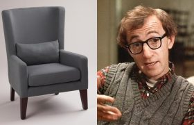 4 Comfortable Chairs to Uncomfortably Watch Woody Allen Movies
