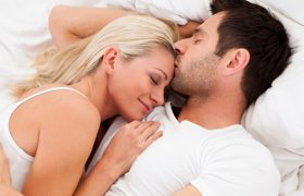 STUDY: Women Happier in Relationships When Their Partners Blow on Their Bellies Like a Tuba