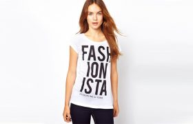 People Know I'm a Fashionista Because My Shirt Says 'Fashionista'