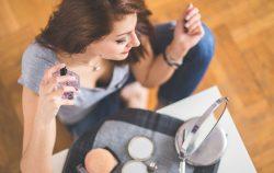 makeup girl beauty