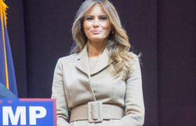 Melania Trump Responds: 'The Only Thing We Have to Fear is Fear Itself'