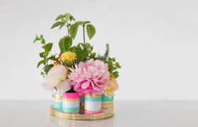 You Won't Believe How This Woman Turns Daddy Issues Into Tasteful Centerpieces