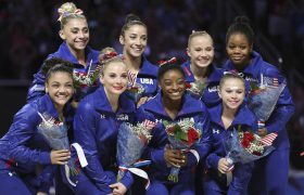 Feminist Win! Women Dominate the Women's Gymnastics Team at the Olympics