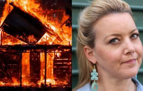 My Arson Charges Don't Define Me; I'm Also a Busy Mom