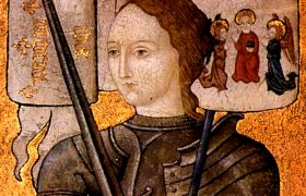 10 Wood Etchings Of Joan Of Arc That Are Hoe But Fashion