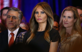 'How Am I Supposed To Explain This To My Children?' Asks Melania Trump