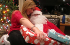 How to Sit on Santa Without Making Things Weird