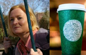 Aunt Phyllis 'Not Mad, Just Disappointed' In Starbucks Holiday Cups