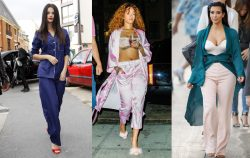 Selena Gomez wears pajamas and heels out in Paris