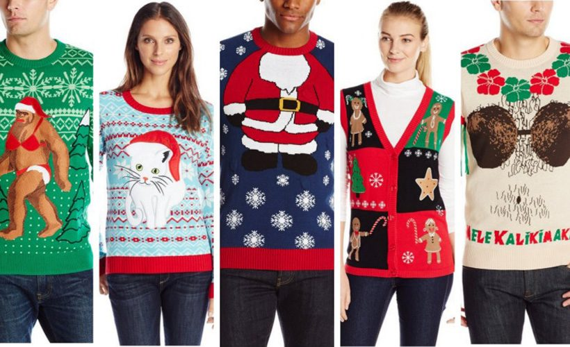 christmasugly sweaterscapitalism - Nordstrom Christmas Sweaters