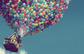 Ways to Travel When You Don't Have Enough Balloons to Lift Your House