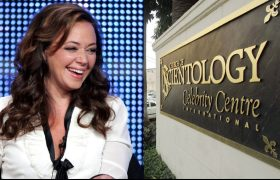I Left the Church of Scientology to Worship Leah Remini
