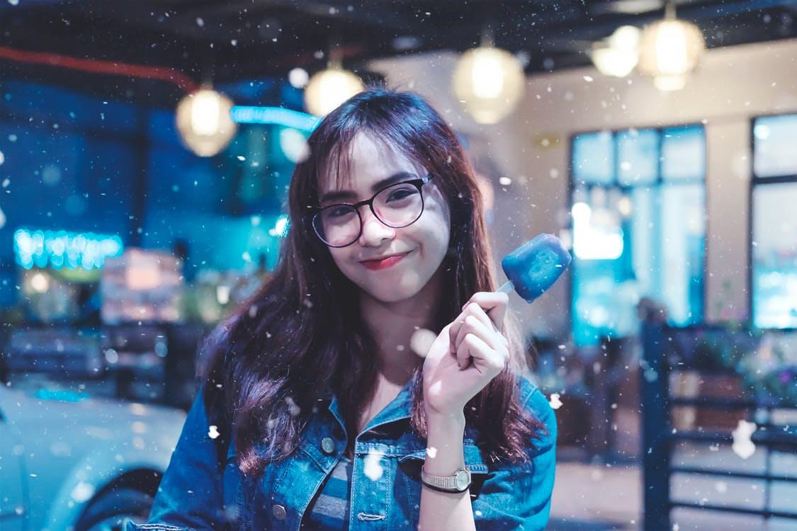 Flirty Glasses Frames That Say