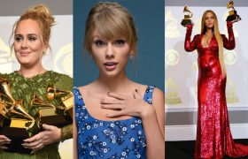 Why I'm Choosing to Blame Adele's GRAMMY Wins on Taylor Swift