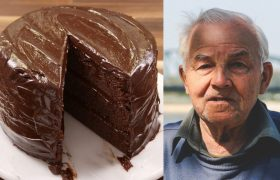 This Is The Chocolate Cake Recipe You've Been Dreaming Of! The One Where Dad Is Chasing You