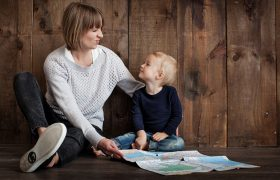 5 Rainy Day Activities to Do With Your Toddler After Your Nanny is Deported
