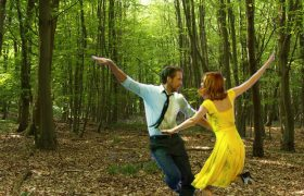 'La La Land' Spotted on Brisk Morning Hike in Chappaqua