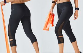 The Best Yoga Pants for Sliding Down a Banister and Impressing Your Crush