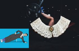 I Tried the RBG Workout, and Now My Body Is One Giant Fancy Collar