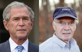 How to Show George W. Bush The Forgiveness You Can't Muster for Your Father