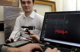 Find Out if He's Into You With a Simple Polygraph Test