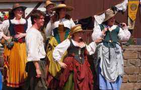 Five Peasant Tops That Say, 'I'm Only Myself At A Renaissance Faire'
