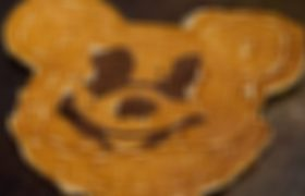 10 Cute But Copyright-Infringing Pancake Shapes We Can't Legally Show You Photos Of