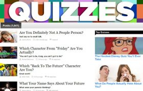 QUIZ: Which Quiz Should You Take Next, After This One, You Quiz Slut?