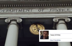 DOJ Investigating People Who Don't Use Punctuation In Happy Birthday Facebook Posts